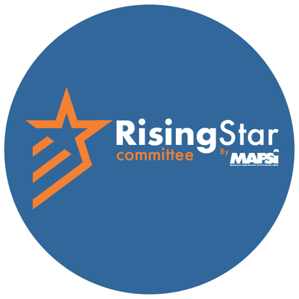 Rising Star Circle Logo