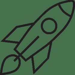 Rocket Ship Icon-01