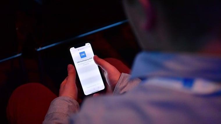 Digitalisierung, CMI Fachtagung, mobile Sitzungsvorbereitung, Online-Schalter, Cloud