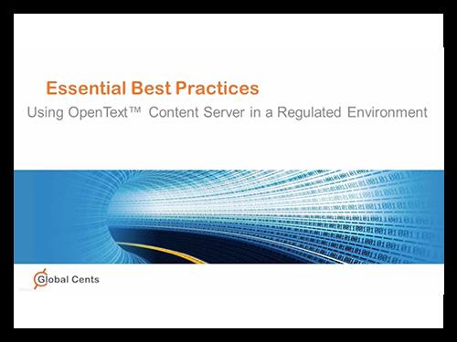 Essential Best Practices