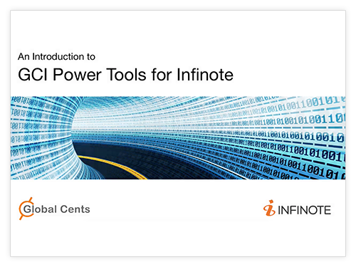 Introduction to GCI PowerTools for Infinote
