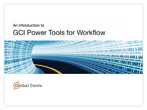 Introduction to GCI PowerTools for Workflow