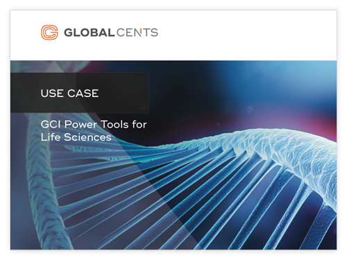 GCI PowerTools Suite in Life Sciences Use Case