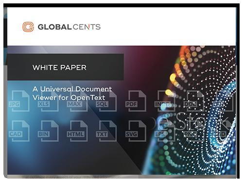 A Universal Document Viewer for OpenText