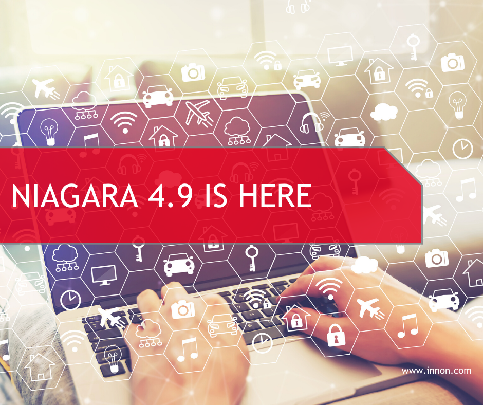 Niagara 4.9 is officially launched