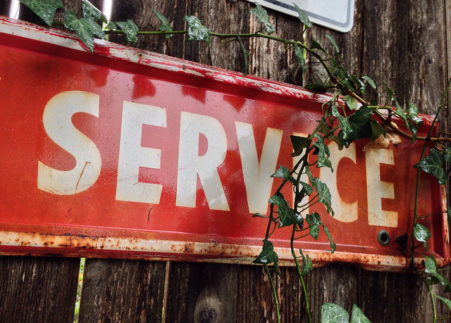 What service design IS, and what it IS NOT