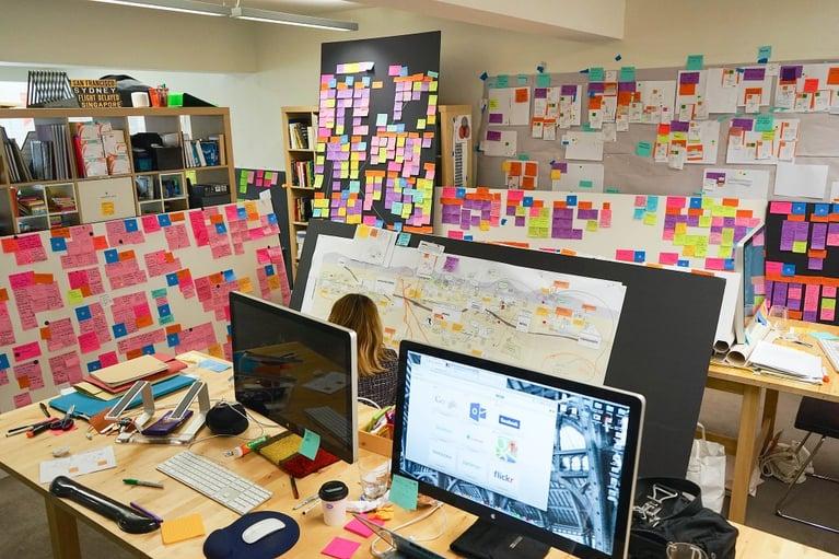 We are hiring...senior service designers