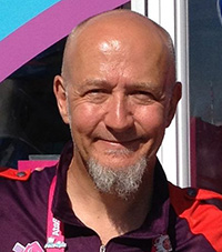The business of design: Alex Nisbett, London 2012 Olympic and Paralympic Games