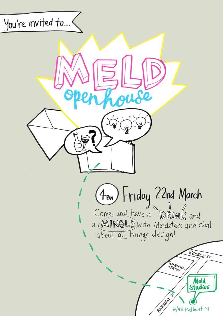Open Studio event this Friday 22/3