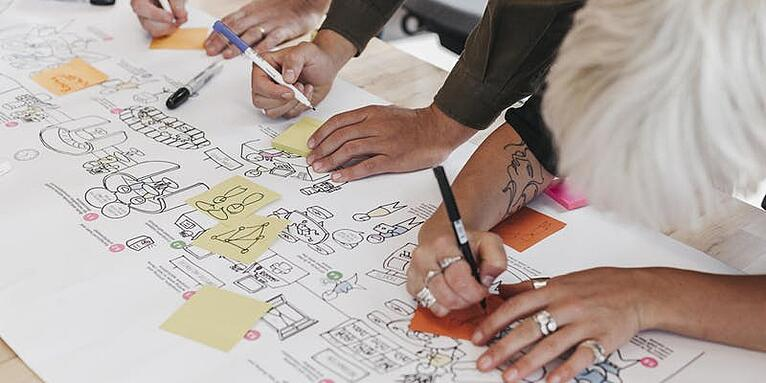 Human centred design training in Melbourne, Canberra and Sydney