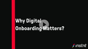 Why Digital Onboarding Matters