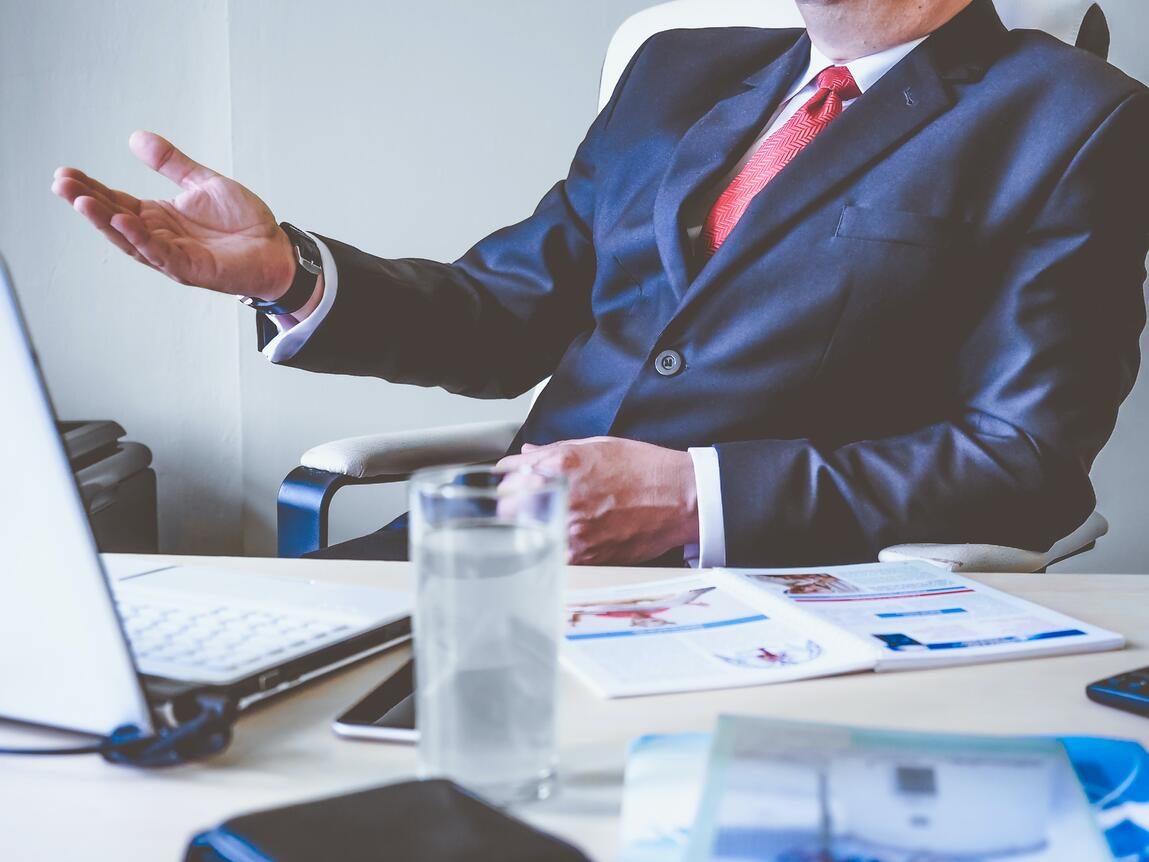 Two Good and Two Bad Roles for an Executive