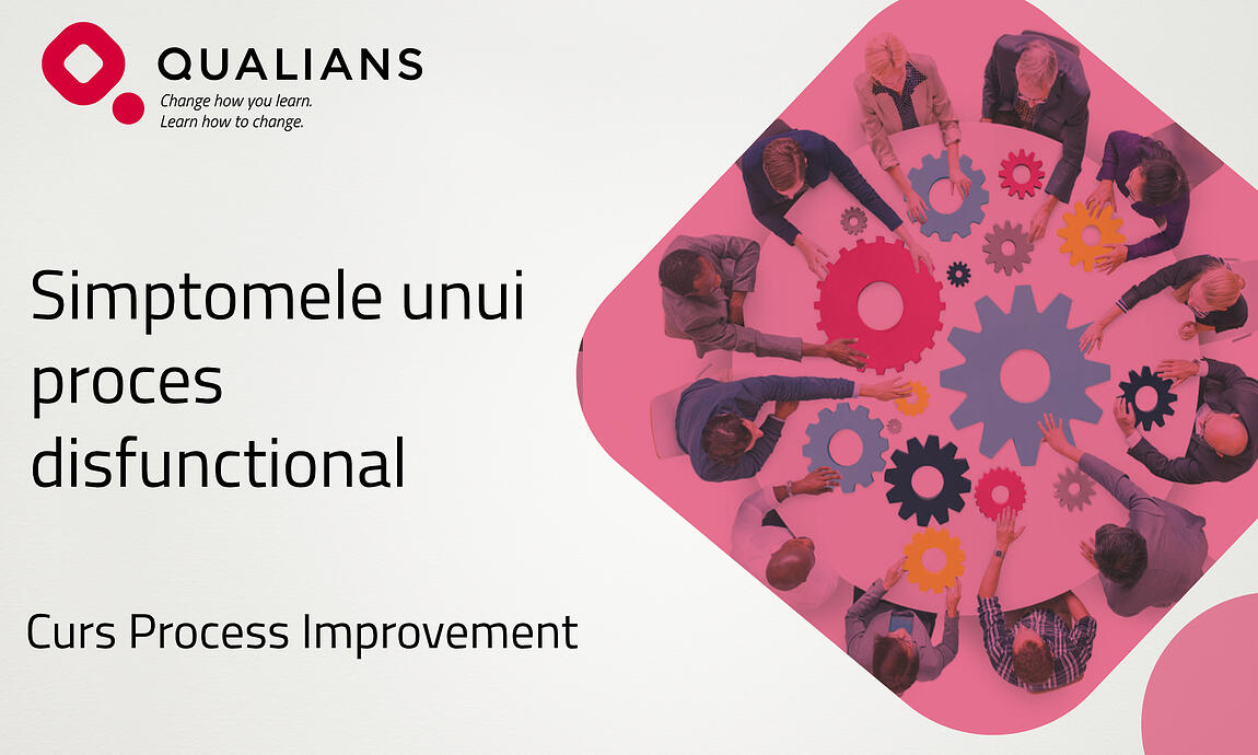 Simptomele unui proces disfunctional - Process Improvement