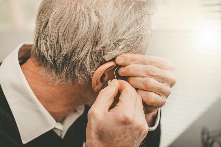 Hearing Aid Clips - The Answer to Losing your Hearing Aid
