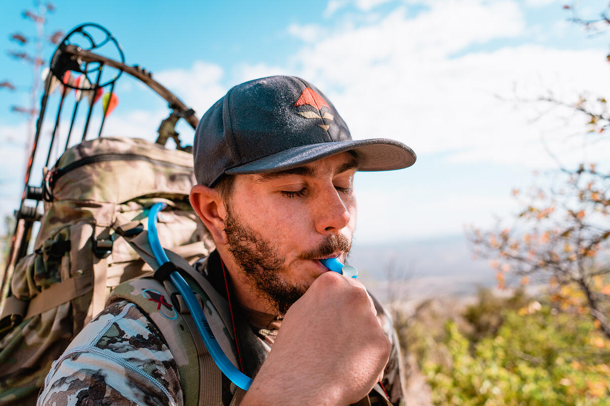 Hunting Dry Backcountry