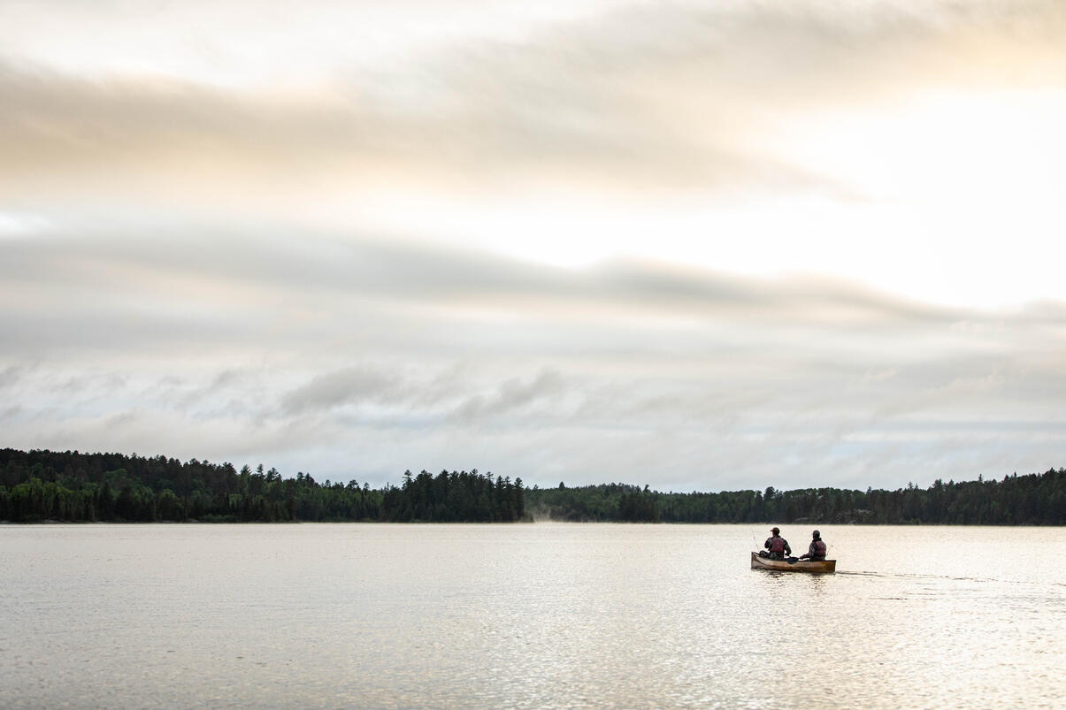 Protecting Minnesota's Boundary Waters Wilderness