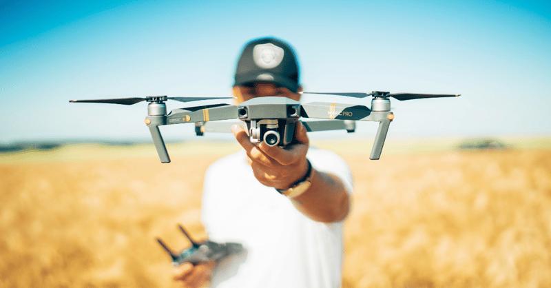 Drones: mag ik die zomaar gebruiken?