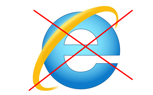 Einde Support Internet Explorer 11