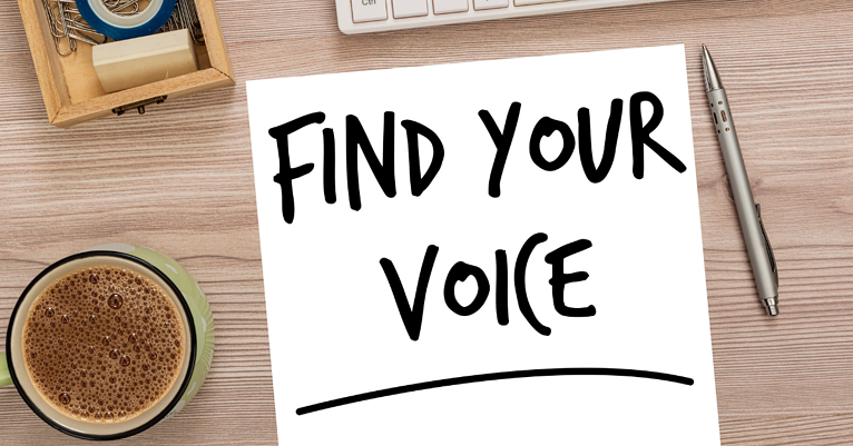 Finding a Voice in Cyber