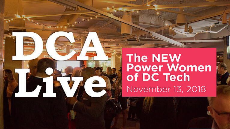 Jessica Gulick Named a DCA Live 2018 Power Woman of Tech