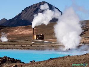 Geotermálna energia je budúcnosť.