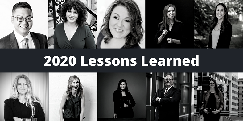 10 lessons event professionals learned from 2020