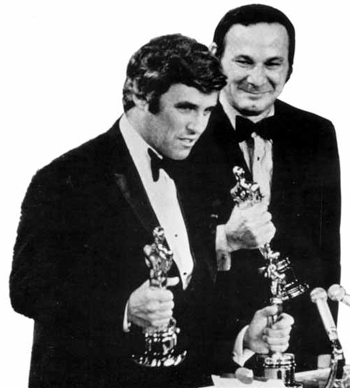 Burt Bacharach and Hal David