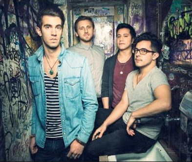 "2013 USA Songwriting Competition Top Winner - ""Believer"" By Dave Rublin, Shepherd Goodman, Aaron Accetta, James Adam Shelley, Matthew Sanchez & Zachary Barnett; New York, NY (American Authors)"