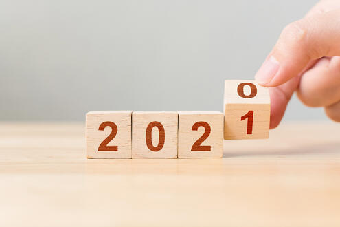 Looking Back with 2020 Vision, Looking Ahead with New Conviction
