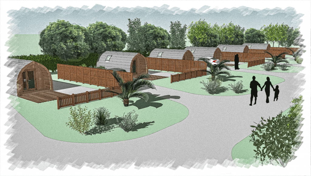 How do I Design My Glamping Site?