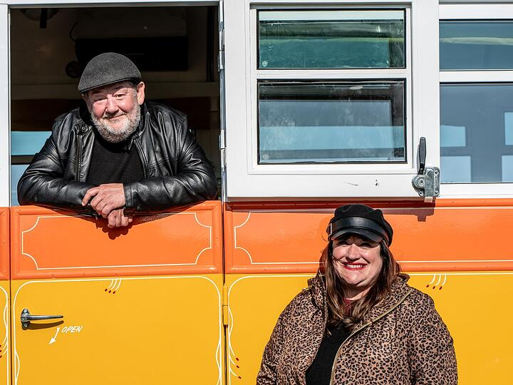 Johnny Vegas: Carry On Glamping – Is He a Fool or a Genius?