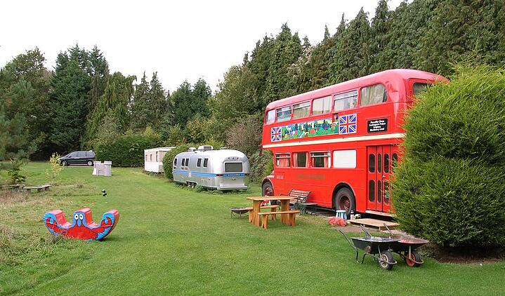 All Aboard! Why Glamping Buses Are a Great Idea
