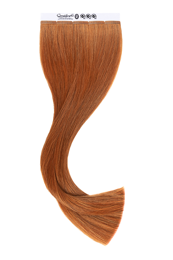 Tape in hair extensions - Great Lengths Product