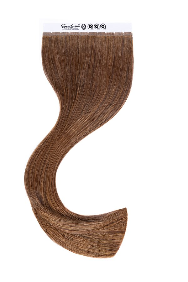 Tape in hair extensions models - GL Tapes Mini