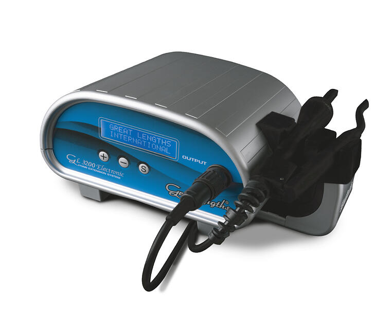 GL 3200 Hair extension applicator machine