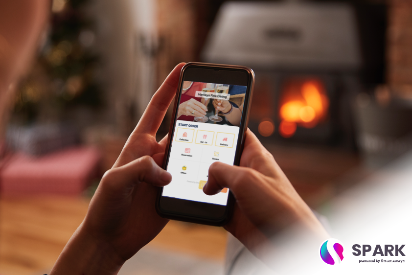 A Covid-Christmas: How Takeaway can help your Business this Year - SPARK www.sparkepos.com