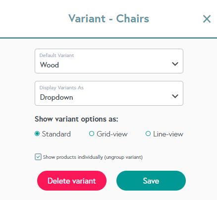 Variant_Settings