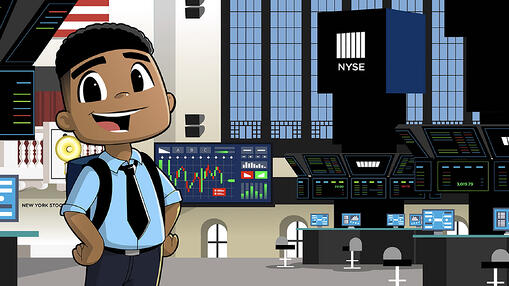 VMG Studios Creates Children's Interactive Financial Literacy Game for Fifth Third Bank