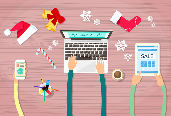 How to be a savvy web user this festive season