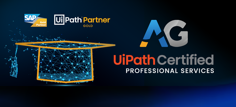 AG Consultancy & Apps Ltd named UiPath Certified Professional Services partner