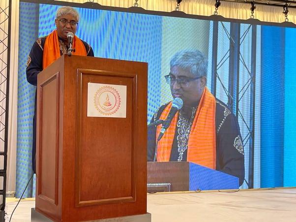 Hindu University of America's 2021 Graduation Ceremony