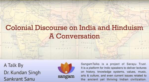 A talk by Dr. Kundan Singh