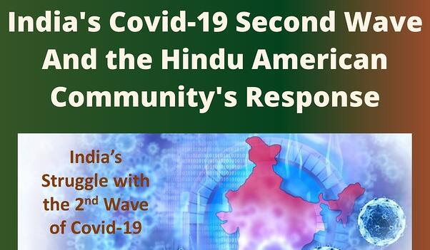 India's Covid-19 Second Wave - and the Hindu American Community's Response