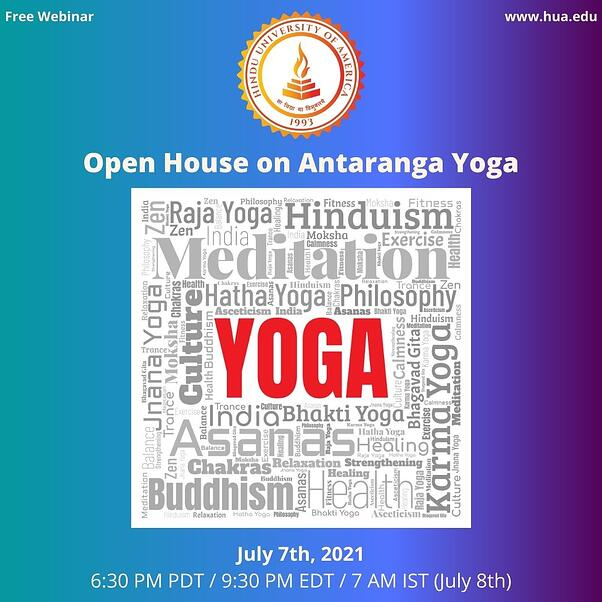 Open House on Antaranga Yoga