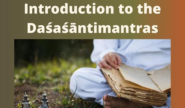 Introduction to the Daśaśāntimantras