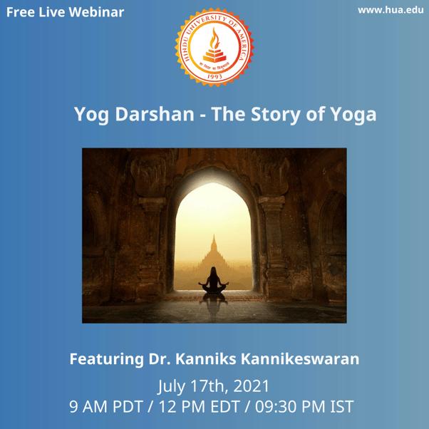 Yog Darshan - The Story of Yoga