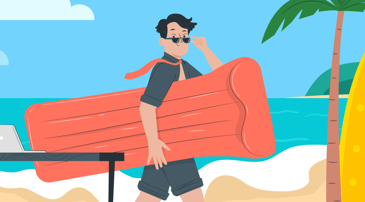 Enjoy summer with automated functions for your customers!
