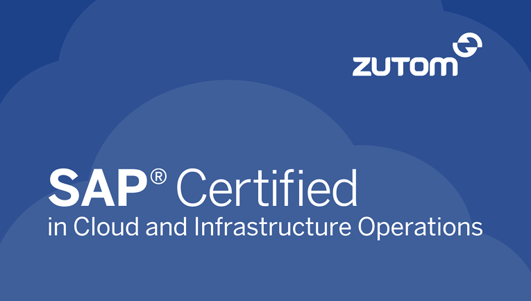 SAP cloud and infrastructure operations certification