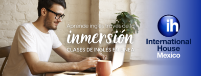 Aprende inglés en clases de inglés en línea a través de la inmersión