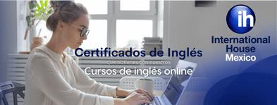 Certificados de inglés a obtener con nuestros cursos de inglés online